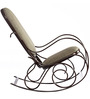 KCS Rocking Chair in Grey Colour by Tube Style