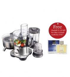 Kenwood FP270  Food Processor with Dunhill 51.3N EdT For Men (100ml) Free worth Rs 3750/-