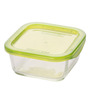 Luminarc Keep 'N' Box Green 360 Ml Storage Container-Set of 2