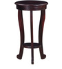 Oregon End table in Passion Mahogany Finish by Amberville