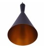 Knox Pendant in Black by CasaCraft