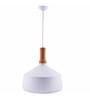 Camilio Pendant in White by CasaCraft