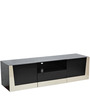 Kent High Gloss TV Unit in Black Oak Finish by HomeTown