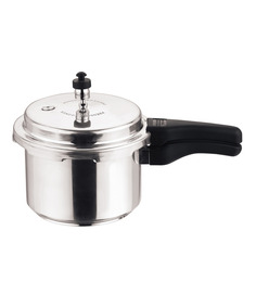 Kitchen Essentials Aluminium Pressure Cooker - 3 Litre