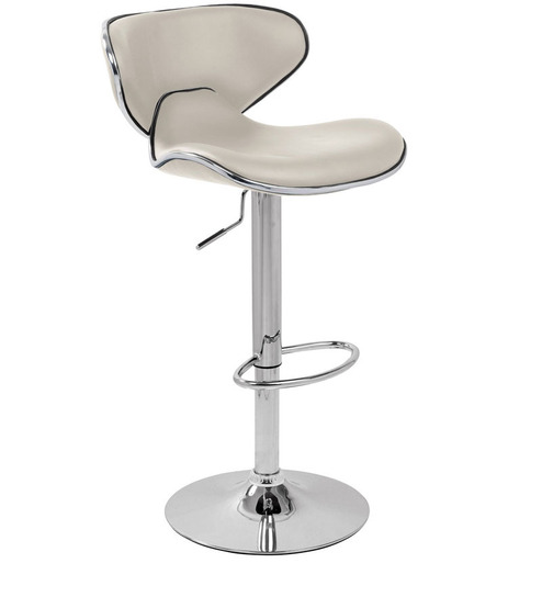 Kitchen/Bar Chair In White Colour By Exclusive Furniture