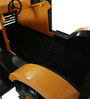Kids Bulldozer Bed in Black and Yellow by Arsya Designs