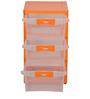 Kids Chester 23 in Pastel Orange Colour by Nilkamal
