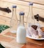Kilner Twist Top Clear Glass 250 ML Round Jar - Set of 3