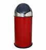 King International Red 8 L Dustbin
