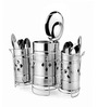 King International Stainless Steel Cutlery Holder - Set of 4