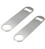 King International Stainless Steel Bottle Opener - Set of 2
