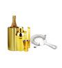 King International Stainless Steel Golden Bar Set - Set of 5