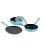 Kitchen Essentials 4-piece Induction Cookware Set