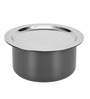 Kitchen Essentials Patila Tope Container Induction Steel Lid 1.8 Litres S20