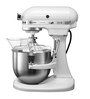 KitchenAid 4.8L Bowl Lift Stand Mixer (White) 5KPM5BWH with FREE 3.5 Cup Food Chopper Worth Rs. 4490