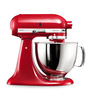 KitchenAid  4.8L Artisan Design Tilt Head Stand Mixer (Candy Apple) 5KSM150PSDCA with FREE 3.5 Cup Food Chopper Worth Rs. 4490