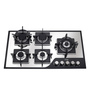 Kkolar Toughened Glass 5 Burner Glasstop Hob (Model: K925MR)