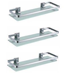 Klaxon Gl Shelf Set Of 3
