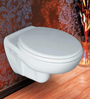 Kohler Brive Plus White Ceramic Water Closet with Seat Cover