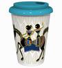 Kolorobia Multicolour Warli Ceramic Mug