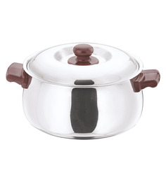 Kraft Stainless Steel 2000 ML Casserole