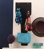 Krio Designs Nylon Black Triple Hanging Storage