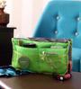 Krio Designs Nylon Green Purse Switcher Handbag Organiser