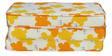 Kurlo Foldable Mattress in Yellow Colour by Kurl-On