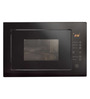 Kutchina Radianz Black 25 L Built-in Microwave Oven