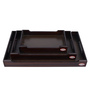 KVG Wood Serving Tray - Set of 3