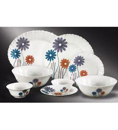 Laopala Diva Eternal Bliss Dinner Set - 35 Pcs