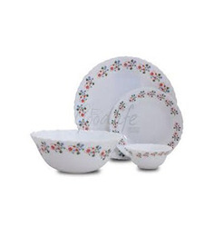 Laopala Diva Laurel Vine Dinner Set _ 35 Pcs