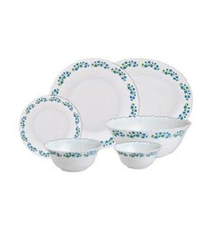 Laopala Diva Lavender Dew Dinner Set -27 Pcs