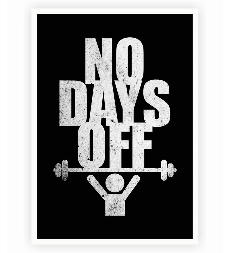 lab no 4 no days off gym daily workout motivatong print