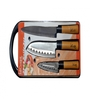 Lacuzini Stainless Steel Knife - Set of 3