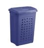 Rotho Geometric Plastic 60 L Laundry Hamper