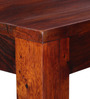Raliegh Dining Chair in Honey Oak Finish by Woodsworth