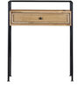 Lacnor Console Table in Natural Finish by Bohemiana
