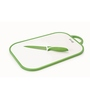 Lacuzini Stainless Steel Knife & Chopping Board