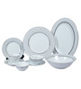 Lakline Porcelain Dinner Set - Set of 51