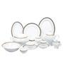 Lakline Porcelain Dinner Set - Set of 95