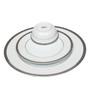 Lakline Porcelain 18-piece Dinner Set