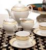 Lakline Porcelain 15-piece Tea Set
