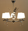 Lalco Interiors 5 lights Chandelier
