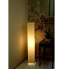 Lamp House Khadi Poly Cotton Floor Lamp