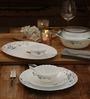 Laopala Diva Mystrio Black Dinner Set - Set of 35