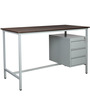 Large Study Table by Arvind Furniture