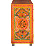 Latika Hand Painted Sideboard by Mudramark