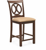 Lauren Dining Chair in Brown Colour by @home