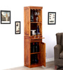 Lauretana Bar Unit in Honey Oak Finish by Amberville